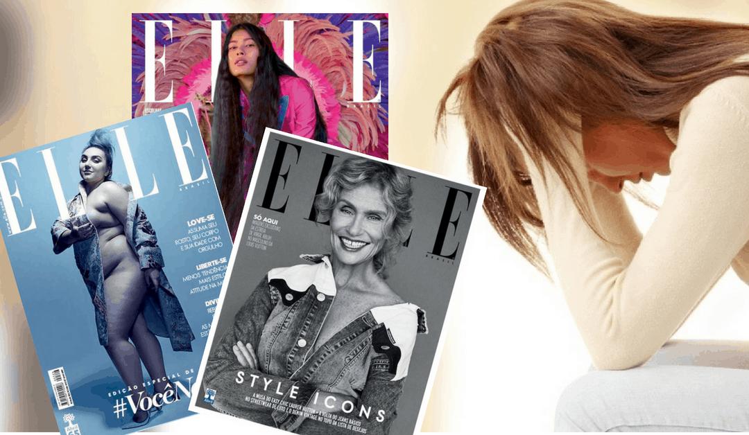 O Fim da Revista Elle e o Futuro do Comportamento do Consumidor de Moda
